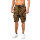 Bronx Cargo Shorts, military camo, Better Bodies