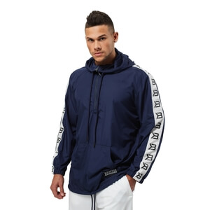 Kolla in Harlem Jacket, dark navy, Better Bodies hos SportGymButiken.se