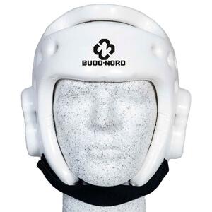 Huvudskydd Taekwondo-hjälm, vit, Budo-Nord
