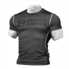 Tight Function Tee, dark grey, Better Bodies