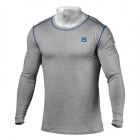 Performance Long Sleeve, grey melange, Better Bodies
