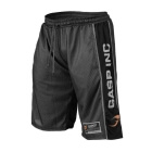 NO1 Mesh Shorts, black, GASP