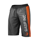 Ultimate Mesh Shorts, black/flame, GASP
