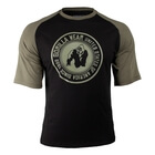 Texas T-Shirt, black/army green, Gorilla Wear