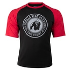 Texas T-Shirt, black/red, Gorilla Wear
