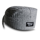 Seersucker Work Out Cap, grey, Gorilla Wear