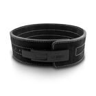 Powerlifting Lever Belt, black, C.P. Sports