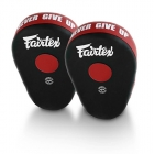 Focus Mitts FMV13 Maximized, red/black, Fairtex