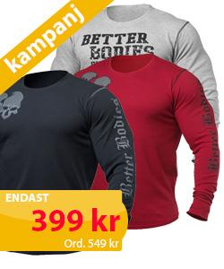 Köp Thermal Flex L/S från Better Bodies, nu till kampanjpris !